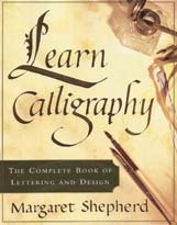 Learn Calligraphy Cover